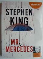 LIVRE AUDIO 2 CD AUDIOLIB MR MERCEDES - Stephen KING Neuf Sous Film - Musik & Instrumente