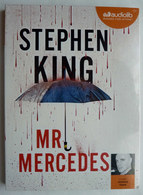 LIVRE AUDIO 2 CD AUDIOLIB MR MERCEDES - Stephen KING Neuf Sous Film - Musique & Instruments
