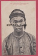 ASIE--INDOCHINE---CAMBODGE--KOMPONG-CHAM---Chinois Agriculteur ( Buste ) - Cambodge