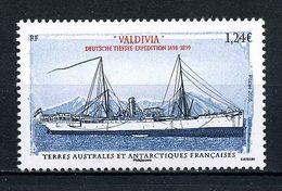 TAAF 2016  N° 765 ** Neuf MNH Superbe Bateaux Navire Le Valdivia Expédition - Neufs