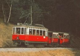 Tram/Strassenbahn Triebwagen No.3 Bei Igls,Innsbrucker Verkehrsbetriebe, Ungelaufen - Tramways