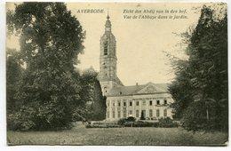 CPA - Carte Postale - Belgique - Averbode - Vue De L'Abbaye Dans Le Jardin - 1919  ( DD7305) - Scherpenheuvel-Zichem