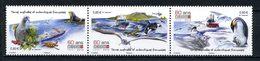 TAAF 2015 N° 747/749 ** Neuf MNH Superbe Oiseaux Albatros Avions Hélicoptère Tortues Dauphin Marion Dufresne - Neufs