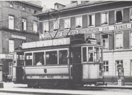 Tram/Strassenbahn Triebwagen 28,Serie 1-40,Stadtwerke Mainz, Ungelaufen - Tramways