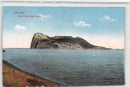 Gibraltar Rock From Punta Mala - Gibilterra
