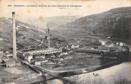 Besançon         25          Usines Des Près De Vaux .Soieries De Chardonnet    (Voir Scan) - Besancon