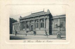 N°70127 -cpa Le Havre -le Palais De Justice- - Le Havre