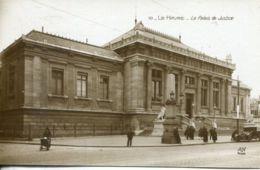 N°70130 -cpa Le Havre -le Palais De Justice- - Le Havre