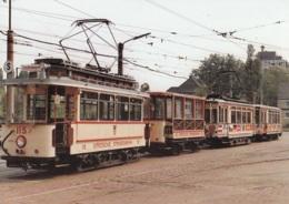 Tram/Strassenbahn Dortmund, TW 115,BW 610,TW 252 Am Bahnhof Westerndamm, Ungelaufen - Tramways