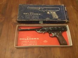 Ancien Pistolet à Plomb Automatic  CO2 Powered Healthways - Knives/Swords