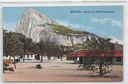 Gibraltar Rock From North Front Camp - Gibraltar