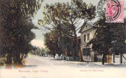 UK ENGLAND Royaume Uni ( Warwickshire ) WORCESTER : Cape Colony - CPA 1907 - Engeland Inghilterra Inglaterra - Angleterre