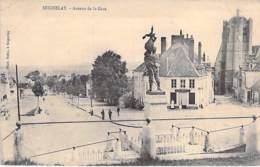 89 - SEIGNELAY : Avenue De La Gare - CPA - Yonne - Seignelay