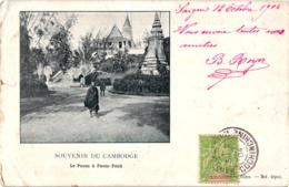 SOUVENIR DU CAMBODGE LE PNOM-PENH   REF 59014A - Cambogia