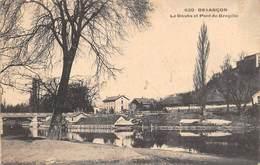 Besançon         25          Le Doubs Et Pont De Bregille      (Voir Scan) - Besancon