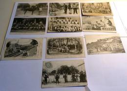Lots De 20 CPA Animés Divers - Cartes Postales