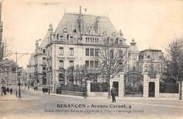Besançon         25          Grand Hôtel Des Bains      (Voir Scan) - Besancon