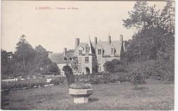 GENETS - Château De Brion - France