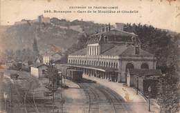 Besançon         25          Gare De Mouillère Et Citadelle      (Voir Scan) - Besancon