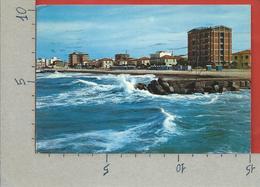 CARTOLINA VG ITALIA - FANO (PU) - Spiaggia Di Levante - 10 X 15 - ANN. 1974 - Fano