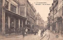Besançon         25          Rue Des Granges . Les Nouvelles Galeries        (Voir Scan) - Besancon