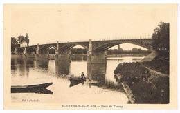 Saint-Germain-du-Plain - Pont De Thorey - Other Municipalities