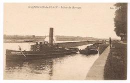 Saint-Germain-du-Plain - écluse Du Barrage - Other Municipalities