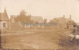CARTE PHOTO ALLEMANDE  MOMIGNIES  ? 1918 - Momignies