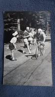 PHOTO CYCLISME VELO PASSAGE TOUR DE FRANCE ?  ANIMATION  NON LOCALISEE - Cyclisme