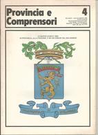 Bologna, Provincia E Comprensori, Le Nuove Giunte In Provincia, Alla Regione, E Nei 60 Comuni, 1980, 44 Pp. - Autres