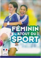 D842 FEMININ - L'ATOUT DU SPORT - MINISTERE DE LA JEUNESSE ET DES SPORTS - Soccer