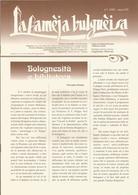 Bologna, La Famèja Bulgnèisa, 2002, 16 Pp. - Autres