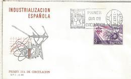 MADRID FDC SPD INDUSTRIA ESPAÑOLA - Sciences