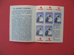Vignette - Lot De 4 Carnet Incomplet Contre La Tuberculose   Neuf **   à Voir - Antituberculeux