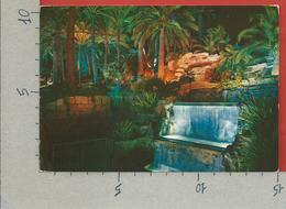 CARTOLINA VG ITALIA - SANREMO (IM) - La Cascata Del Parco Marsaglia - Notturno - 10 X 15 - ANN. 1961 - San Remo