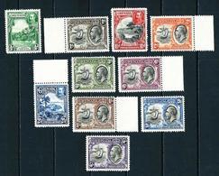 Granada (Británica) Nº Yvert 105/14 En Nuevo - Granada (...-1974)