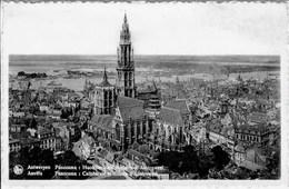 ANVERS-ANTWERPEN - Panorama : Cathédrale Et Coude D'Austruweel - Ern. Thill N° 31 - Antwerpen