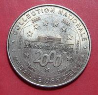 FRANCE JETON DOME DES INVALIDES - TOMBE DE NAPOLEON 2000, 34 Mm. - Monétaires / De Nécessité