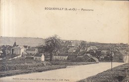 78 ECQUEVILLY  / Un Coin Arrondi   ////  REF  .  FEV. 19 / N° 7954 - France