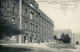 N°70135 -cpa Le Havre -hospice Général- Salles Mallard- - Le Havre