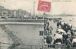 N°70145 -cpa Le Havre -l'avant Port - - Le Havre
