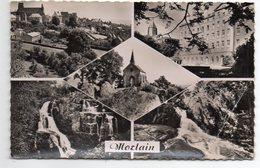 MORTAIN --1955--Multivues  -- Timbre --cachet -- - Altri Comuni