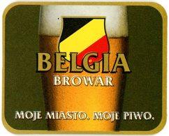 Polska. Poland. Belgia Browar. Kielcach. Moje Miasto, Moje Piwo. Belgium. België. Belgique. - Sous-bocks