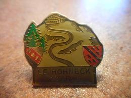 A027 -- Pin's Le Hohneck 1366m -- Exclusif Sur Delcampe - Villes