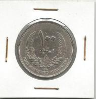 A12 Libya 100 Milliemes 1965. - Libye