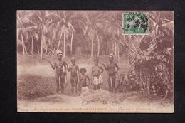 NOUVELLE CALÉDONIE - Carte Postale - Chef Canaque Et Sa Famille ( 1909 ) - L 23094 - Nouvelle-Calédonie