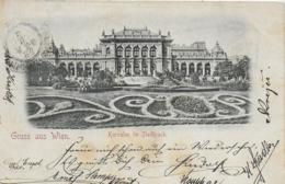 AK 0161  Wien - Kursalon Im Stadtpark / Verlag Stengel & Co Um 1899 - Wien Mitte