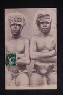 NOUVELLE CALÉDONIE - Carte Postale - Chefs Canaques  ( 1909 ) - L 23097 - Nouvelle-Calédonie