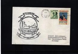 USA 1967 Arctic Polar Ship USNS Point Barrow - Polare Shiffe & Eisbrecher
