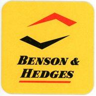 Japan. Benson & Hedges. Japon. - Sous-bocks